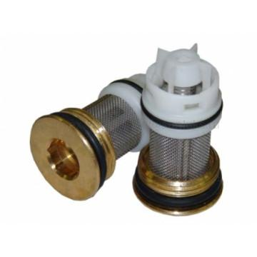 Блок грязевых фильтров с обратными клапанами для смесителя душевой кабины Ido Showerama 6-5
