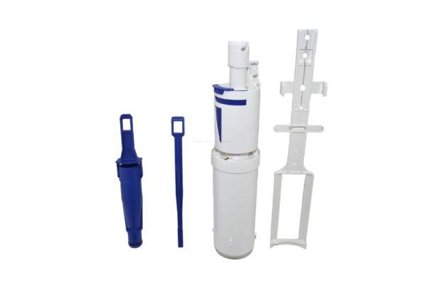 Cливной механизм (арматура) бачка для инсталляции унитаза Geberit Sigma 8 cm (UP720) 242.416.00.1