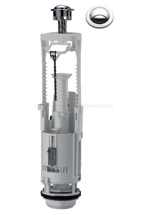 Клапан выпускной двухрежимный Siamp Brio 573 32-7626-07
