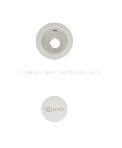 Кнопка слива для однорежимных унитазов IDO Z100019001