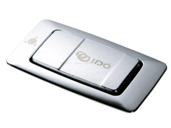 Кнопка слива хром унитаза IDO Seven D Z6203000001 Z6203000001