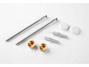Комплект крепления чаши унитаза к полу IDO Seven-D Z6205000001 Z6205000001