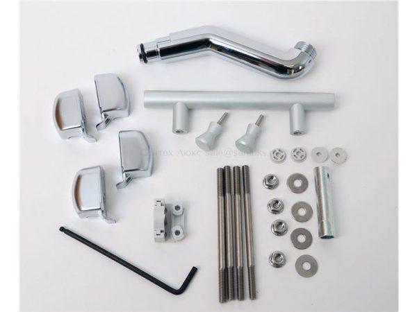 Комплект монтажный душевой кабины IDO Showerama Z5775001 Z5775001