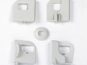 Комплект нижних крючков (держателей) двери душевой кабины IDO Showerama Z200004001 Z200004001