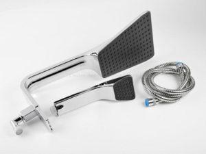 Лейки ручного и верхнего душа для кабины IDO Showerama 8-5 Z0705530001 Z0705530001