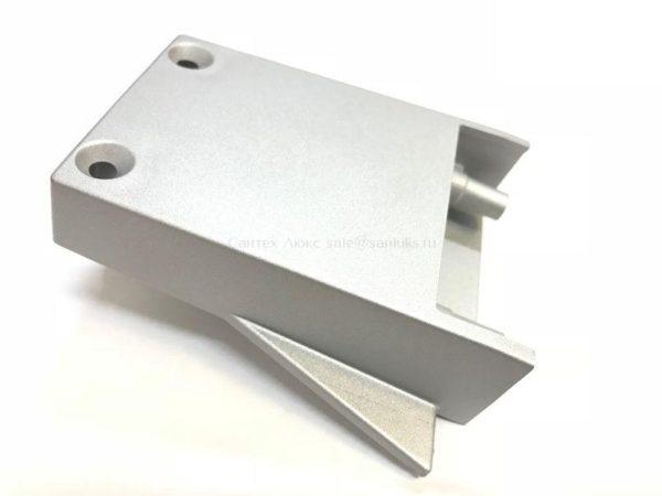 Нижний держатель стойки для полочек душевых кабин Ido Showerama 7-5