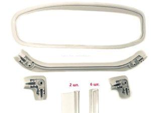 Оригинальный комплект уплотнителей для душевой кабины Ido Showerama 6-5 и 6-3 Z200006001