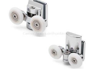 Ролики для душевой кабины и душевого ограждения Huppe (комплект на одну дверь) AA039